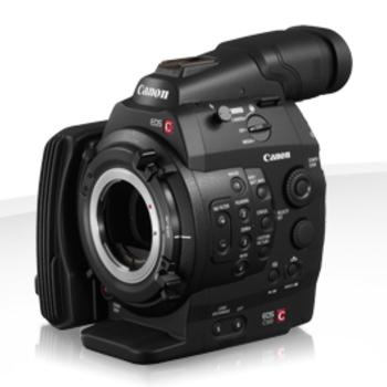 Rent Canon EOS C500