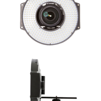 Rent F&V R-300 LED Ring Light with softbox