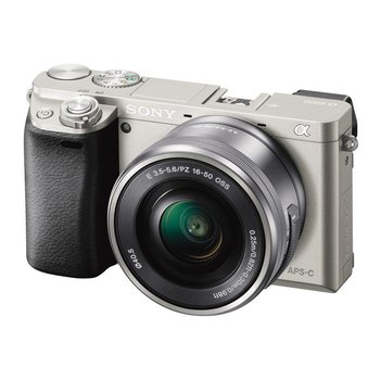 Rent Sony Alpha a6000 WITH 2 Lenses: 16-500mm AND 55-210mm F4.5-6.3 - Mirrorless Camera