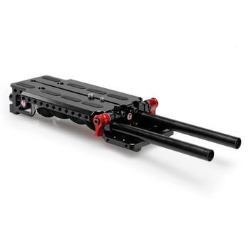 Rent Zacuto VCT Universal Baseplate w/ Canon C300 Handgrip