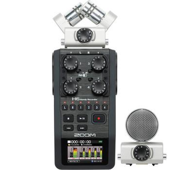 Rent Zoom H6 Kit