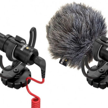 Rent Rode VideoMicro On-Camera Microphone