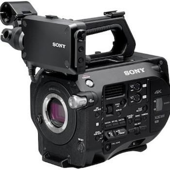 Rent Sony FS7 Camera Kit - Toronto