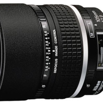 Rent Nikon 105mm AF-D f2.0 DC