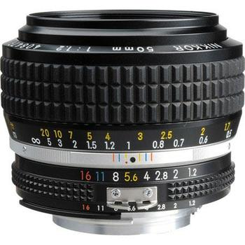 Rent Nikon 50mm f1.2 AI-S