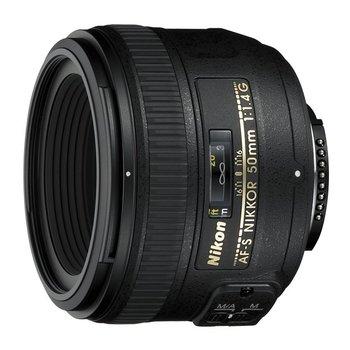 Rent Nikon 50mm f/1.4G AF-S