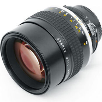 Rent Nikon 105mm f1.8 AI-S