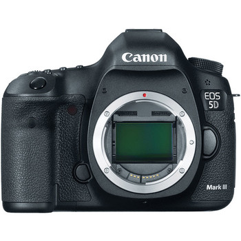 Rent Canon 5D Mark III with Charger, 2x Batteries & 32GB CF Card