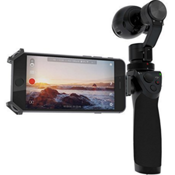 Rent DJI Osmo Kit with 2 batteries, and dual charger