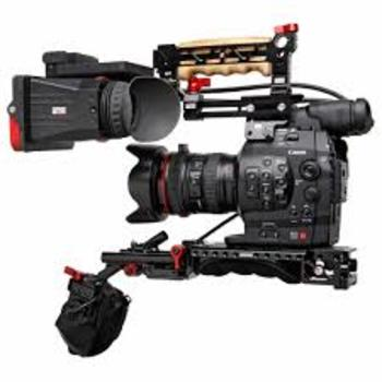 Rent Complete C300 kit - 3 lens package