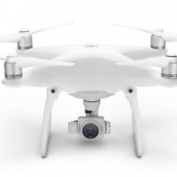 Rent DJI Phantom 4 Quadcopter 4k Drone with 3-axis gimbal