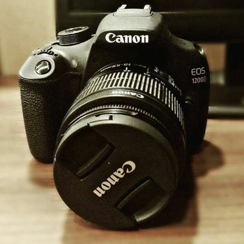Rent Canon 1200d DSLR with 18-55 lense on rent for Rs. 600 per day