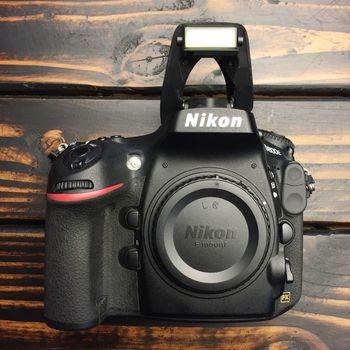 Rent Nikon D800E
