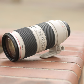 Rent Canon 70-200mm f/2.8 L IS II USM Telephoto