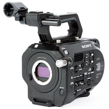 Rent Sony PXW-FS7 4K Digital Cinema Camera