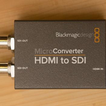 Rent BlackMagic Design Micro Converter HDMI to SDI