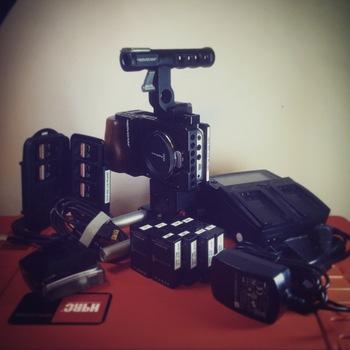 Rent Blackmagic Design Pocket Cinema Camera KIT