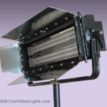 Rent CL-255MD COOL LIGHTS DIMMING 2 X 55 WATT FLUORESCENT SOFT LIGHT