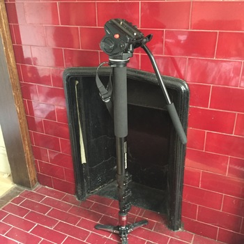 Rent Manfrotto 561BHDV