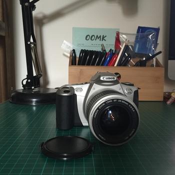 Rent Canon EOS 300 Film Camera + Canon EF 28-90mm F4-5.6