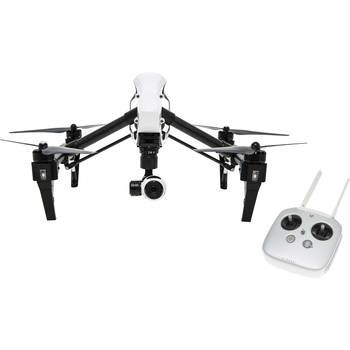 Rent DJI Inspire 1 Quadcopter with 4K Camera and 3-Axis Gimbal