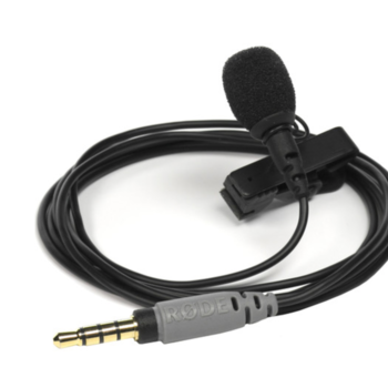Rent Rode smartLav+ Lavalier Condenser Microphone for Smartphones