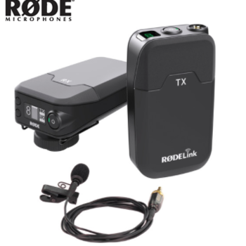 Rent Rodelink Wireless Lav System