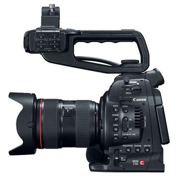 Rent Canon C100 w/ Two Lenses, Lavs & Shotgun Mic