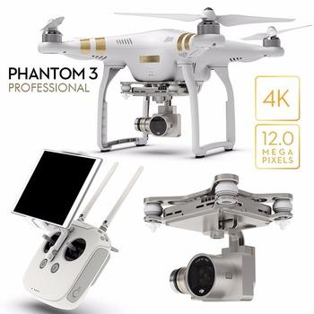 Rent DJI Phantom 3 Professional Quadcopter, 4K Camera, 3-Axis Gimbal PLUS Samsung Galaxy 4 Tablet