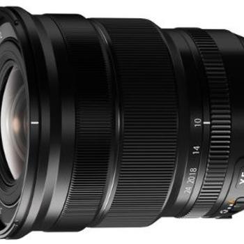 Rent Fuji XF 10-24mm f/4 R Lens
