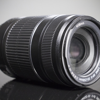 Rent Canon EF-S 55-250mm f/4.0-5.6 IS II Telephoto Zoom Lens