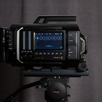 Rent Blackmagic URSA MAJOR 4K