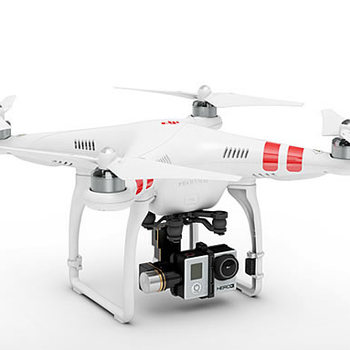 Rent DJI Phantom 2 Vision+