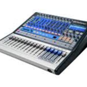 Rent Presonus 16.0.2 Audio Mixer