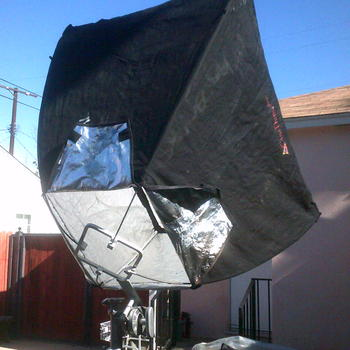 """Rent Photoflex Constellation Daylight / Tungsten 45"""" x 34"""" Continuous Softlight Kit with Stand"""
