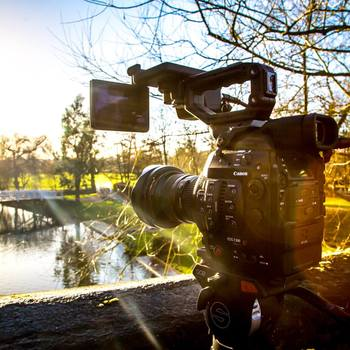 Rent C300 Mark II Shooting Kit
