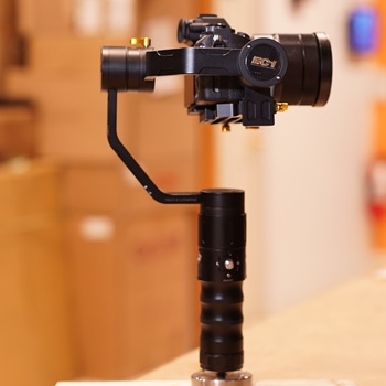 Rent ikan EC1 Beholder Gimbal for DSLRs and Mirrorless Cameras