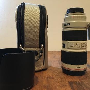 Rent Canon L Series 70-200mm f/2.8L IS II USM