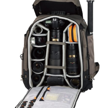Rent Awesome & Waterproof Camera Backpack - fits everything!