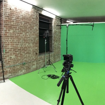 Rent Large Professional Studio Space Plus Green Screen Room