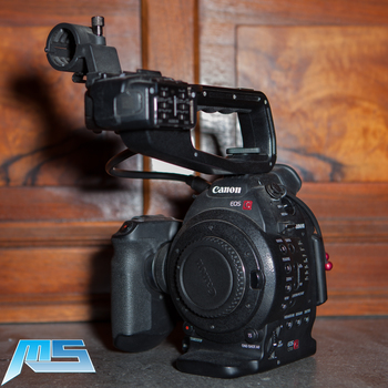 Rent Canon C100 (body only) + Atomos Ninja 2 Kit