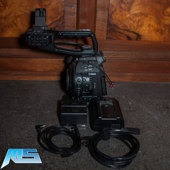 Rent Canon C100 (body only) + Atomos Ninja 2 Kit