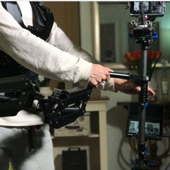 Rent Steadicam w/ Vest and Arm (Up to 33 pounds) CAME Carbon Fiber