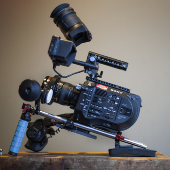 Rent Sony FS7 indy Lomo Cinema kit