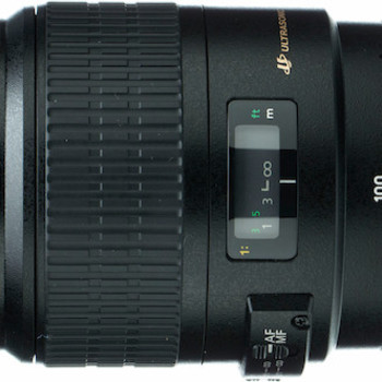 Rent Canon 100mm f/2.8 Macro Lens