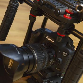 Rent Run and Gun Canon 7D documentary kit