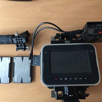 Rent Blackmagic Design Production Camera 4k EF mount