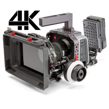 Rent Blackmagic Design Cinema Camera 4K