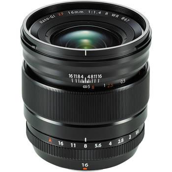 Rent XF 16mm f/1.4 R WR Lens