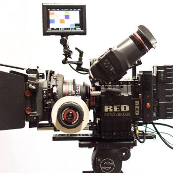 Rent RED Epic Dragon- Base/Cine kit